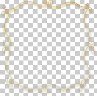 Frames Body Jewellery Necklace PNG