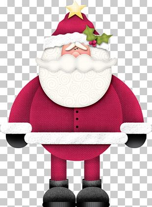 Santa Claus Christmas Ornament Christmas Card Christmas Eve PNG