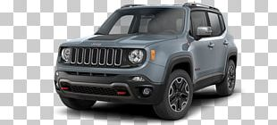 2017 Jeep Renegade Chrysler 2018 Jeep Renegade Sport Utility Vehicle PNG