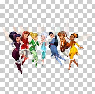 Disney Fairies Tinker Bell Vidia Fairy PNG