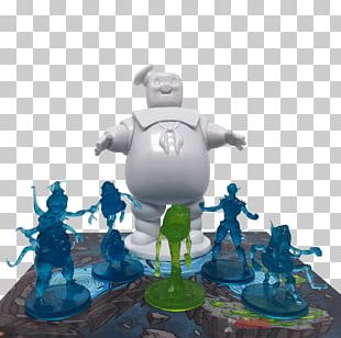 Stay Puft Marshmallow Man Zombicide Figurine Board Game PNG