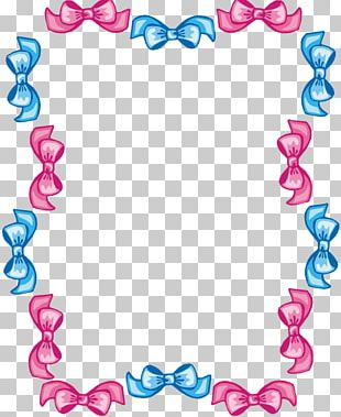 Frames Body Jewellery Line Pink M PNG