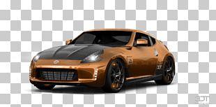 Nissan 370Z Car Luxury Vehicle Motor Vehicle PNG