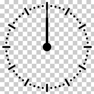 Clock Face Analog Watch 12-hour Clock PNG