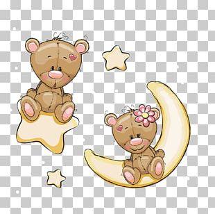Teddy Bear Brown Bear PNG