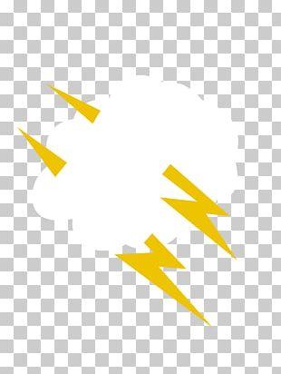Symbol Lightning Logo Thunder PNG