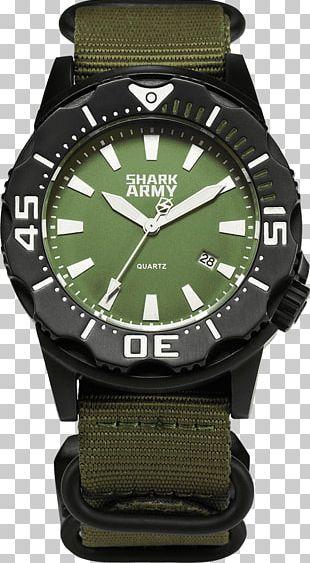 SHARK Sport Watch Clock Watch Strap PNG