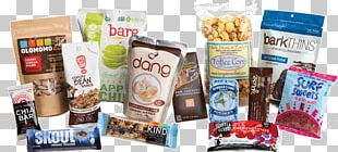 Packaging And Labeling Snack Junk Food Parcel PNG