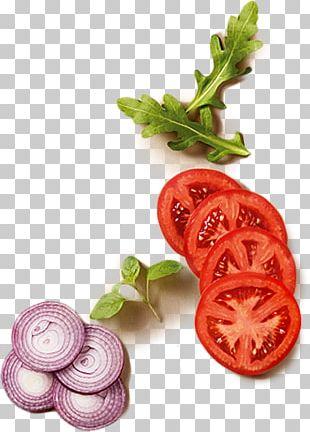 Hamburger Tomato Juice Onion PNG