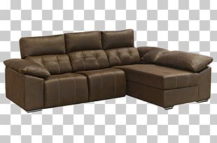 Recliner Chaise Longue Sofa Bed Couch Furniture PNG