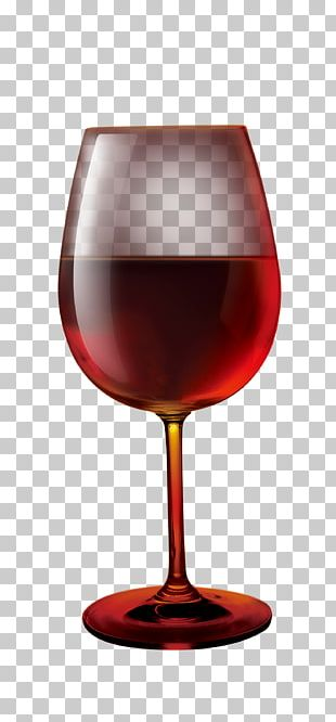 Red Wine Wine Glass Wine Cocktail PNG