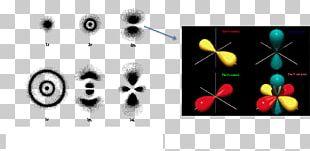 Bohr Model Atomic Orbital Electron Quantum Mechanics PNG