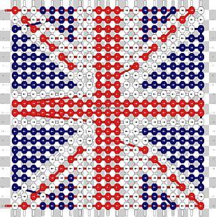 Friendship Bracelet Flag Of The United Kingdom PNG