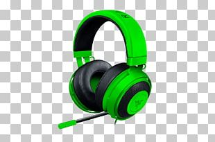 Headphones Microphone Audio Razer Inc. Video Game PNG