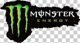 Monster Energy Logo Energy Drink Red Bull Font PNG