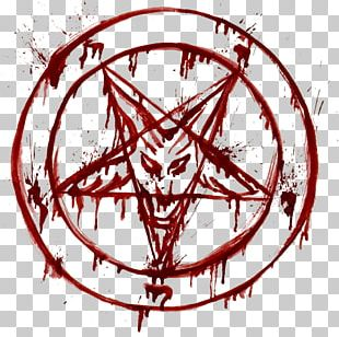 Sigil Of Baphomet Lucifer Pentagram PNG