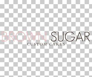 Brown Sugar Cake Logo Brand Coastal Living PNG