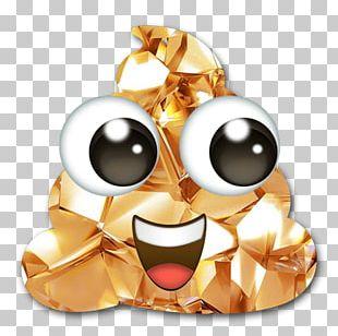 IPhone 6 Plus Desktop Emoji Gold PNG