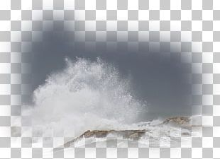 Wind Wave Sea Beach Painting PNG