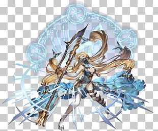 Granblue Fantasy Character Design Art PNG