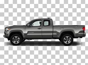 2017 Toyota Tacoma Car 2018 Toyota Tacoma Access Cab Pickup Truck PNG