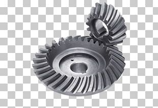 Spiral Bevel Gear Rack And Pinion Worm Drive PNG