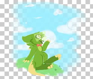 Tree Frog Fairy Desktop PNG