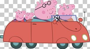 Daddy Pig George Pig Mummy Pig PNG