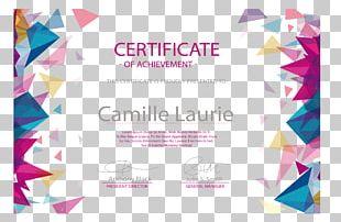 Diploma Euclidean Academic Certificate Graduation Ceremony Akademickxfd Certifikxe1t PNG