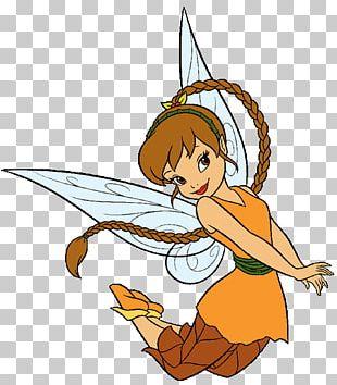 Disney Fairies Tinker Bell Fawn Silvermist PNG