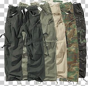 Pants Pocket Military Uniform Khaki PNG