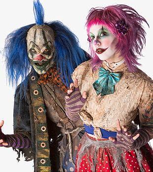Halloween Makeup Party PNG
