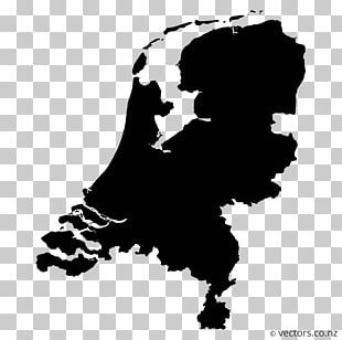 Netherlands Map PNG