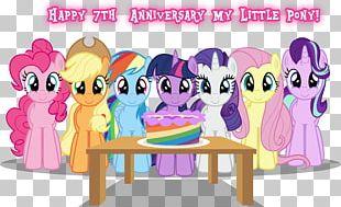 Twilight Sparkle Pinkie Pie Rarity Rainbow Dash Pony PNG