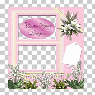 Floral Design Cut Flowers Greeting & Note Cards Frames PNG