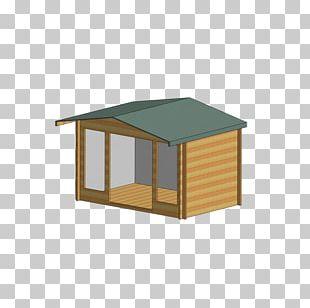 House Shed Log Cabin Garden Buildings PNG
