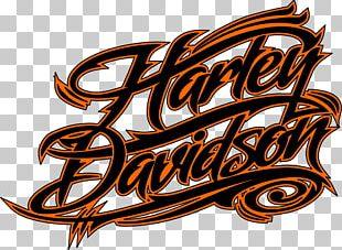 Harley-Davidson Motorcycle Decal Sticker Logo PNG