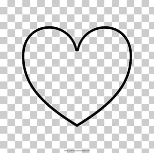 Heart Drawing Paper Stencil Pattern PNG