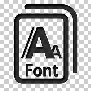 Font Awesome Computer Icons Web Typography Font PNG