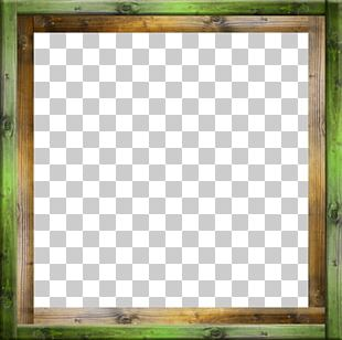 Wood Frame Creativity PNG
