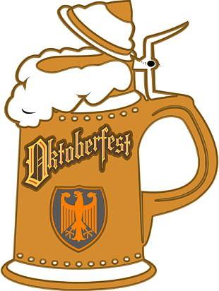 Beer Stein Oktoberfest German Cuisine PNG