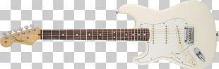 Fender Artist Series The Edge Strat Electric Guitar Fender Stratocaster Fender Musical Instruments Corporation PNG