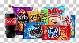 Junk Food Candy Fizzy Drinks Convenience Food PNG