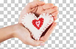 Heart Hand Love PNG