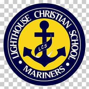 Lighthouse Christian School Logo Organization Pompano Beach Emblem PNG