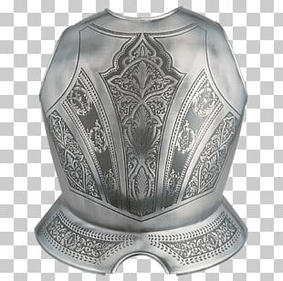 Middle Ages Medieval Factory Breastplate Plate Armour PNG