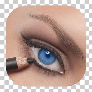 Eye Liner Eye Shadow Cosmetics Concealer Smokey Eyes PNG