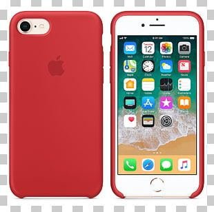 IPhone 7 Plus IPhone 8 Plus Apple IPhone SE Product Red PNG