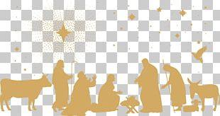 Nativity Of Jesus Nativity Scene Biblical Magi Las Posadas Bethlehem PNG