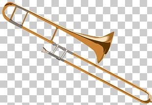 Trombone Wind Instrument Musical Instruments Trumpet Brass Instruments PNG
